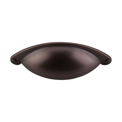 Top Knobs Oil Rubbed Bronze 2-1/2 Inch Center to Center Oil Rubbed Bronze Cabinet Cup Pull M745