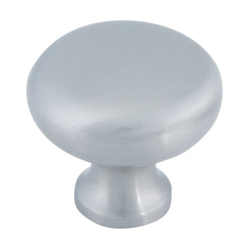 Successi 1-1/4 Inch Diameter Polished Nickel Cabinet Knob <small>(#A819-PN)</small>