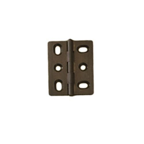 Elite Mortised Butt Hinge 50X40mm - Oil Rubbed Bronze <small>(#354.17.150)</small>