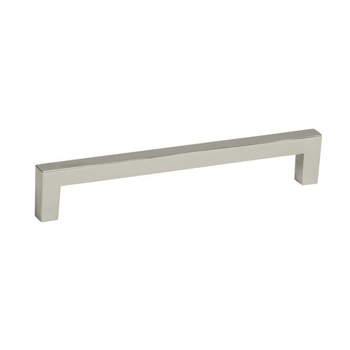 Monument 6-5/16 Inch Center to Center Polished Nickel Cabinet Pull <small>(#BP36572PN)</small>