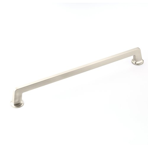 Schaub and Company Northport Appliance Pull 15 inch Center to Center Satin Nickel 214-15
