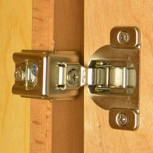Blum Compact 39C Face Frame Hinge / Plate 1-3/8 inch Overlay 39C355C.22