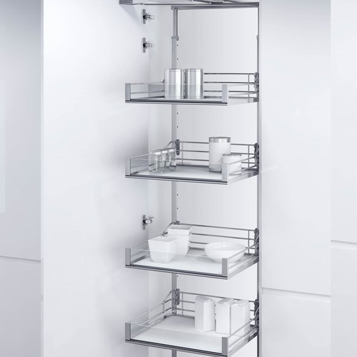 "Vauth Sagel VSA Pantry Frame 74-7/8"" - 84-1/4"" Chrome 9000 5455"