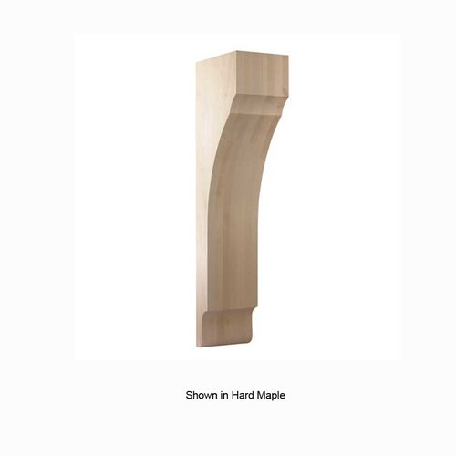 Large Craftsman Corbel Unfinished Red Oak <small>(#01608011AK1)</small>