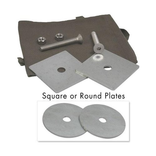 Federal Brace Foremount Counter Mounted Bearing Plate Kit 39978