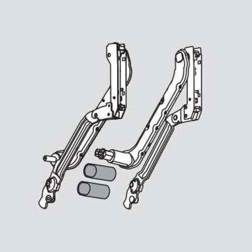 Blum Servo Drive Aventos Arm Assembly Set For HL 21L3900.01