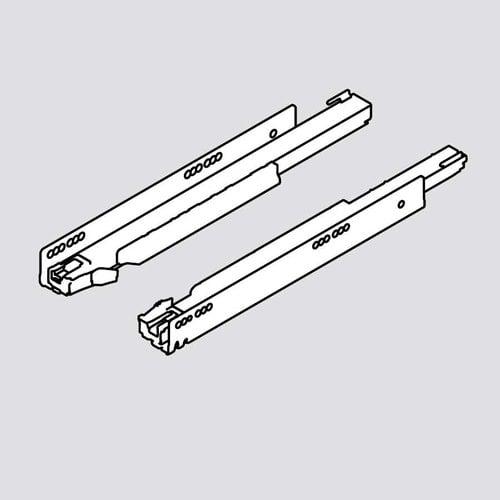 "Legrabox 20"" Cabinet Profile w/ Blumotion Left/Right 750.5001B"