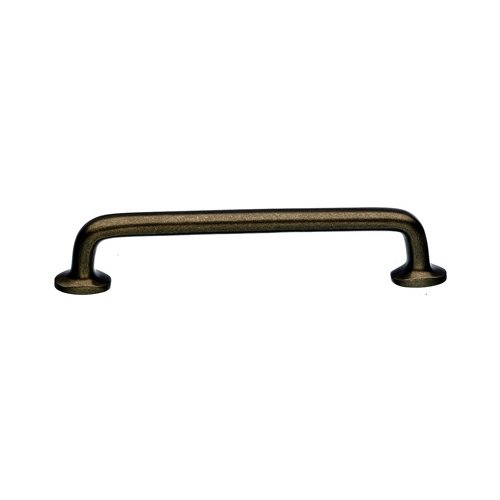 Aspen 6 Inch Center to Center Light Bronze Cabinet Pull <small>(#M1391)</small>