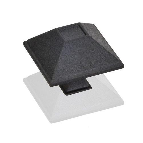 Jeffrey Alexander Tahoe 1-1/2 Inch Diameter Black Cabinet Knob 602BLK
