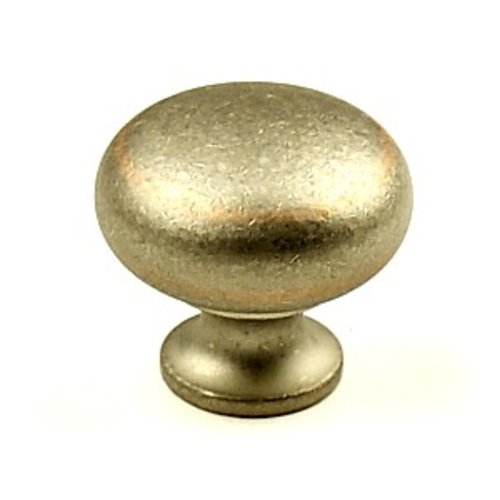 Century Hardware Yukon 1-1/4 Inch Diameter Weathered Nickel/Copper Cabinet Knob 12405-WNC