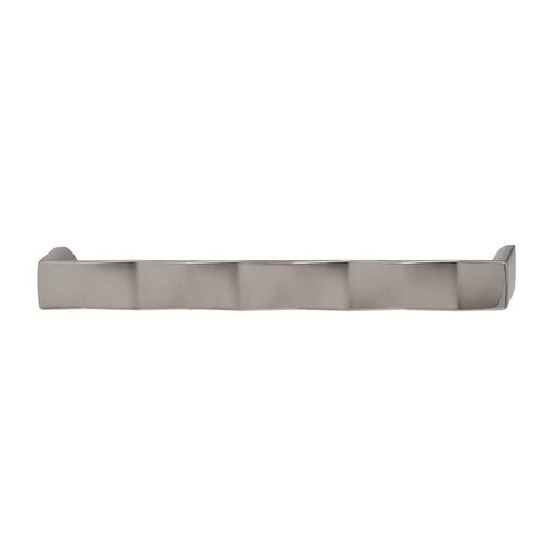 Hafele Aztec 6-1/4 Inch Center to Center Polished Chrome Cabinet Pull 113.97.246