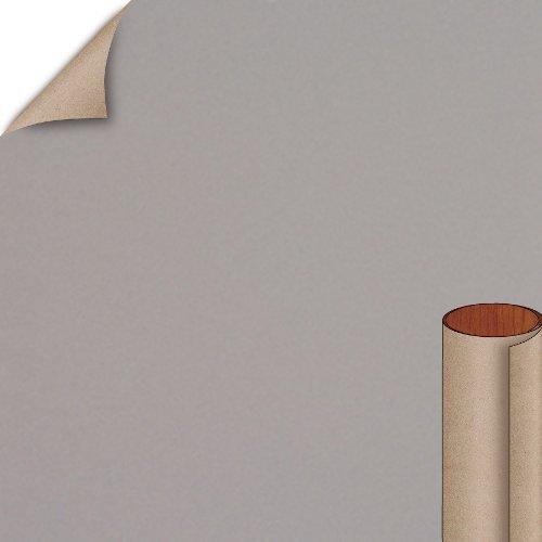 Nevamar Maritime Grey Textured Finish 4 ft. x 8 ft. Countertop Grade Laminate Sheet S6027T-T-H5-48X096