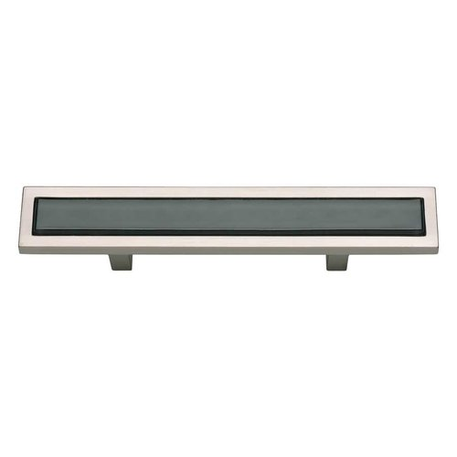 Atlas Homewares Spa 3 Inch Center to Center Brushed Nickel Cabinet Pull 231-BLK-BRN