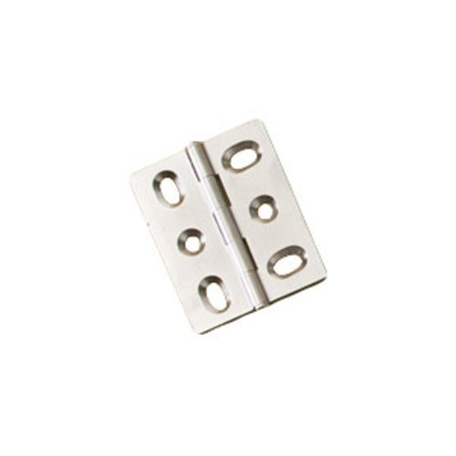 Hafele Elite Mortised Butt Hinge 50X40mm - Satin Chrome 354.17.420