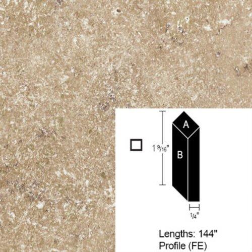 Wilsonart Bevel Edge - Terra Roca-12Ft CE-FE-144-4837-38