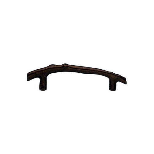 Top Knobs Aspen 5 Inch Center to Center Mahogany Bronze Cabinet Pull M1348