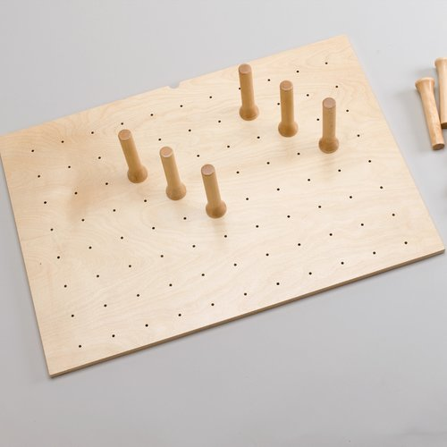 4 Extra Pegs For Drawer Peg System <small>(#4DPS-PEG-4)</small>