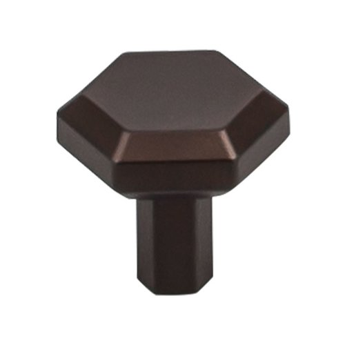 Top Knobs Serene 1-1/8 Inch Diameter Oil Rubbed Bronze Cabinet Knob TK791ORB