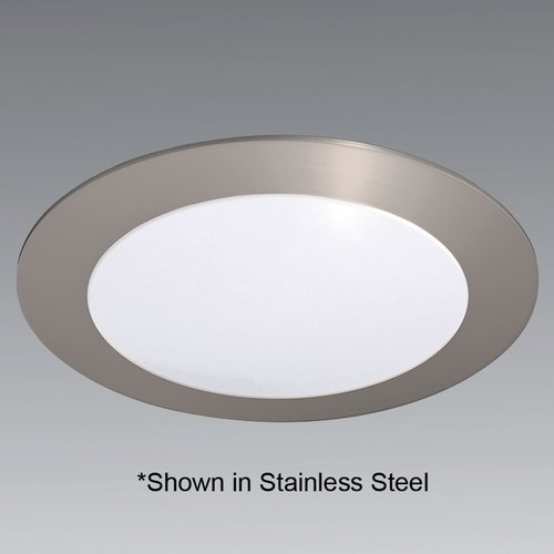 Hera Lighting FR68-LED Matte Chrome Recess Mount Spotlight Cool White FR68/MC/4000