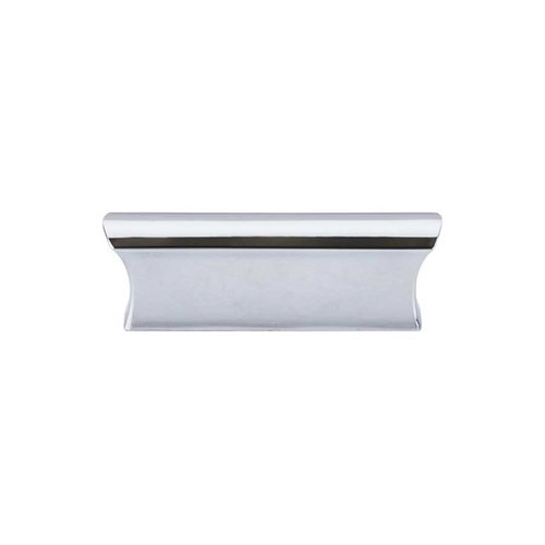 Top Knobs Mercer 2 Inch Center to Center Polished Chrome Cabinet Pull TK552PC
