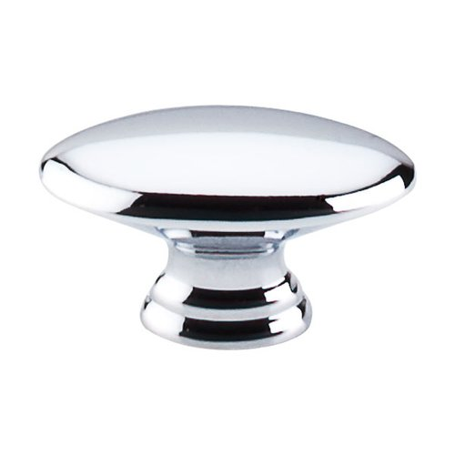 Top Knobs Nouveau 7/8 Inch Center to Center Polished Chrome Cabinet Knob M380