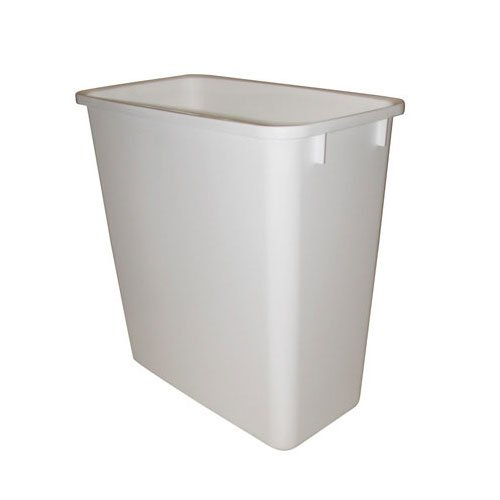 Rev-A-Shelf Polymer Replacement Bin 20 Quart - White RV-20-6
