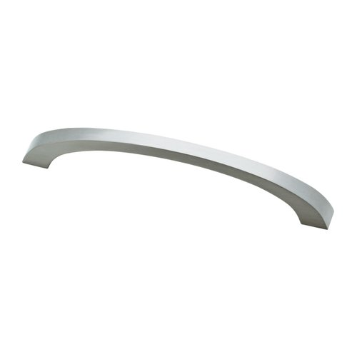 Liberty Hardware Simple Comforts 5-1/16 Inch Center to Center Satin Chrome Cabinet Pull P30944-SC-C