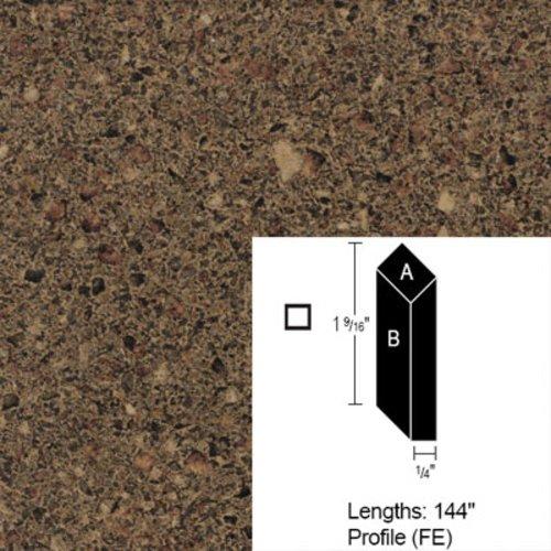 Wilsonart Bevel Edge - Antique Topaz-12Ft CE-FE-144-4863-07