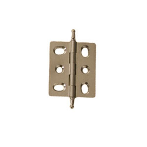 Elite Mortised Butt Hinge 50X40mm - Brushed Nickel <small>(#354.17.600)</small>