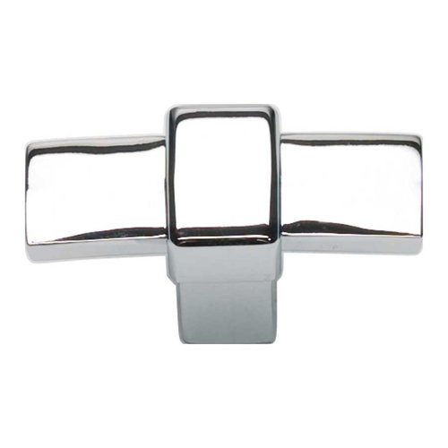 Atlas Homewares Buckle Up 1-13/16 Inch Diameter Polished Chrome Cabinet Knob 301-CH
