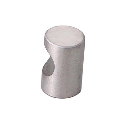 Schaub and Company Stainless Steel 3/4 Inch Diameter Stainless Steel Cabinet Knob SS010
