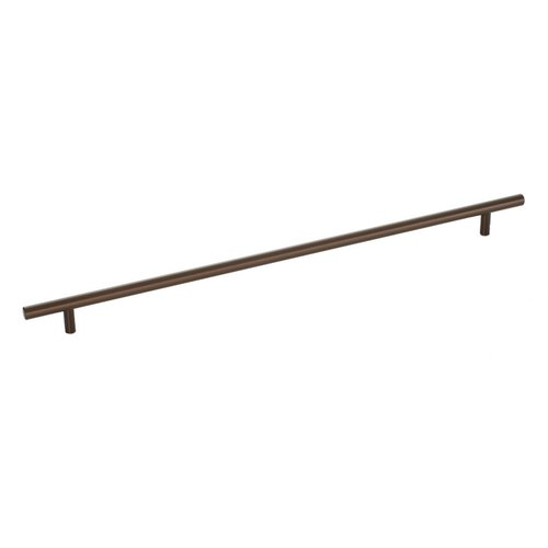 Amerock Bar Pulls 16-3/8 Inch Center to Center Caramel Bronze Cabinet Pull BP19015CBZ