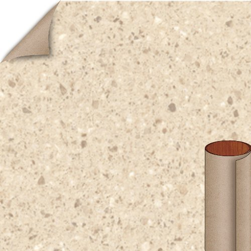 Nevamar Classic Rock Textured Finish 5 ft. x 12 ft. Countertop Grade Laminate Sheet RK2001-T-H5-60X144