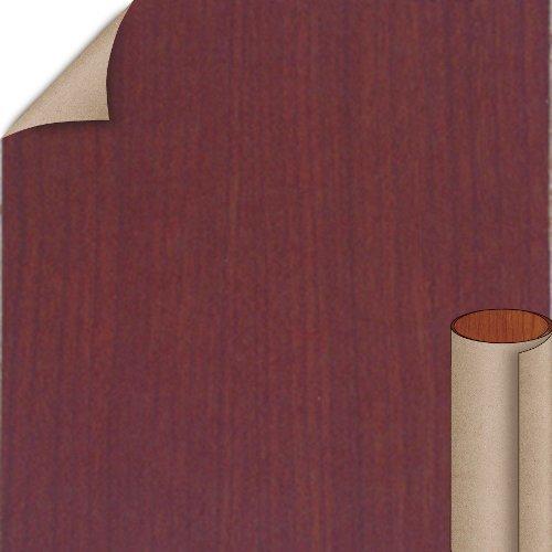 Nevamar Crown Cherry Textured Finish 4 ft. x 8 ft. Vertical Grade Laminate Sheet W8294T-T-V3-48X096