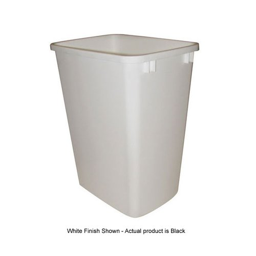 Polymer Replacement Bin 35 Quart - Black <small>(#RV-35-18-8)</small>