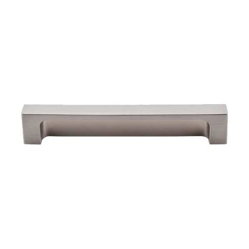 Top Knobs Sanctuary II 5 Inch Center to Center Brushed Satin Nickel Cabinet Pull TK276BSN