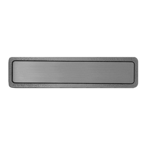 Notting Hill Fun In The Kitchen 3 Inch Center to Center Antique Pewter Cabinet Pull NHP-310-AP