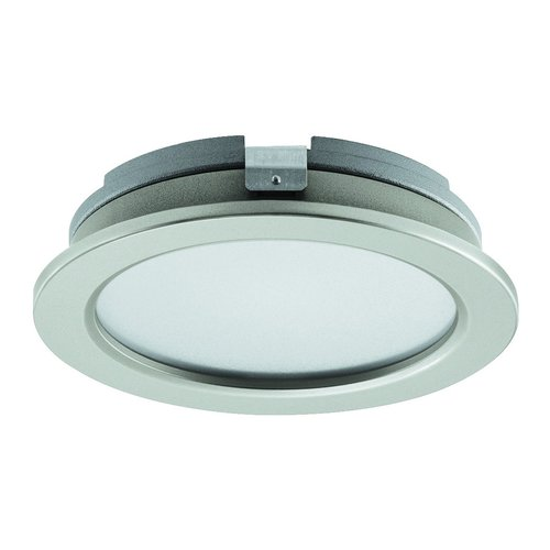Loox 3027 24V LED Matte Nickel Spotlight Warm/Cool White <small>(#833.75.050)</small>