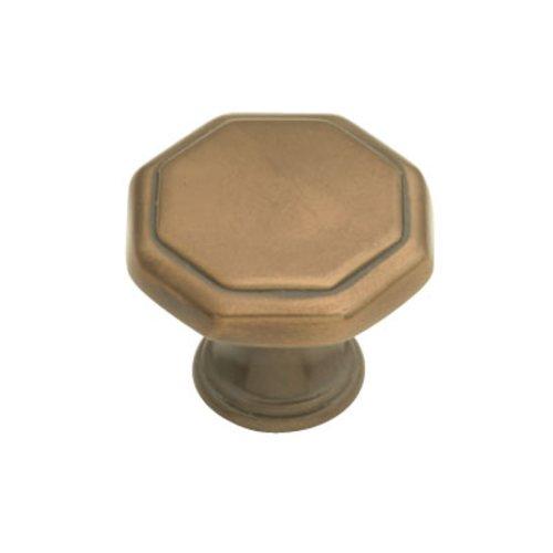 Hickory Hardware Conquest 1-1/8 Inch Diameter Veneti Bronze Cabinet Knob P14004-VBZ