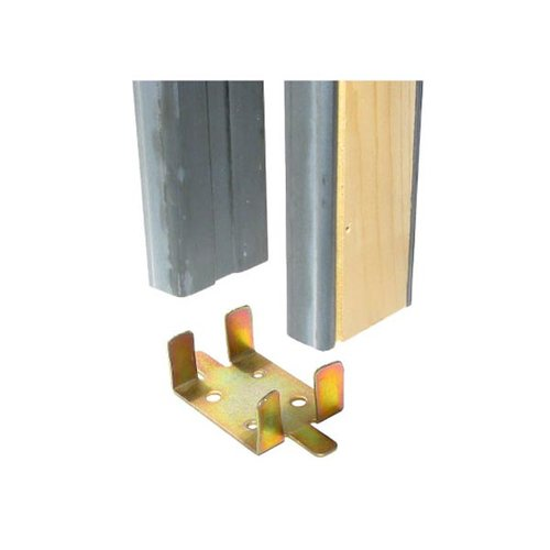 Johnson Hardware 1500 Series Pocket Door Upright Set 1580UPRT