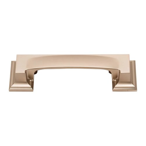 Atlas Homewares Sutton Place 3 Inch Center to Center Champagne Cabinet Cup Pull 339-CM