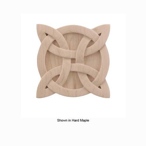 Brown Wood Large Gaelic Tile Unfinished White Oak 01902527WK1