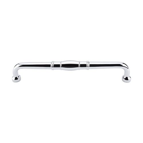 Top Knobs Appliance Pull 18 Inch Center to Center Polished Chrome Appliance Pull M839-18