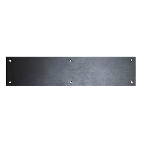 "Don-Jo 8"" X 16"" Door Push Plate Oil Rubbed Bronze 73-613"
