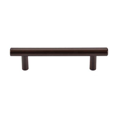 Top Knobs Bar Pull 3-3/4 Inch Center to Center Oil Rubbed Bronze Cabinet Pull M757
