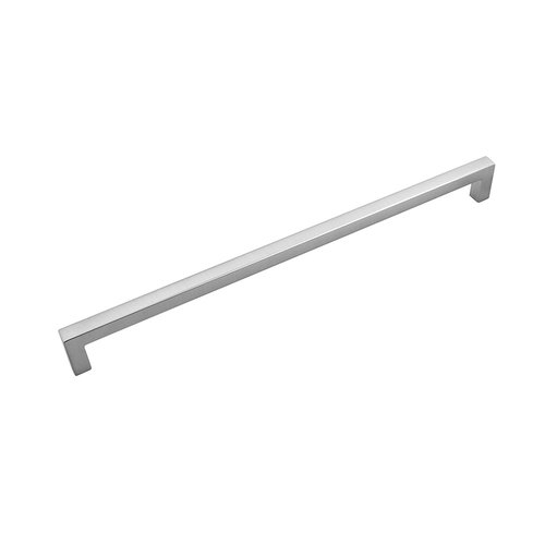 "Hickory Hardware Skylight Pull 12"" C/C Stainless Steel HH075336-SS"