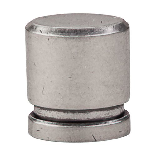 Top Knobs Sanctuary 1 Inch Length Pewter Antique Cabinet Knob TK57PTA