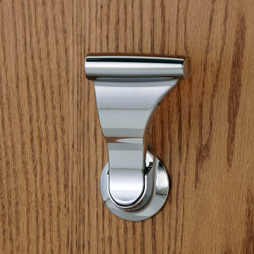 "Soss Closet UltraLatch for 1-3/4""& 2"" Door Bright Chrome LCL-26"