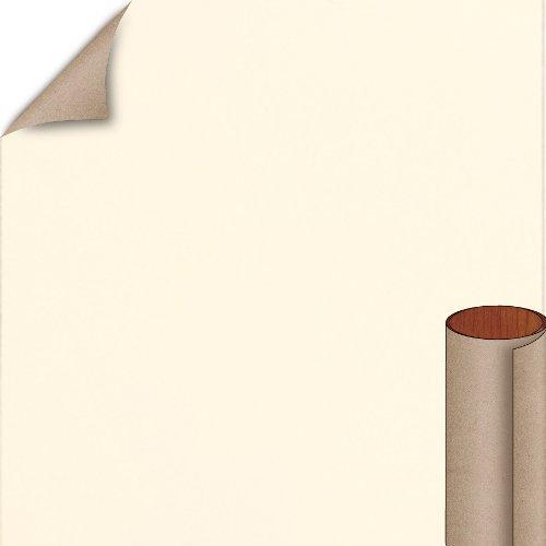 Nevamar Antique White Textured Finish 4 ft. x 8 ft. Countertop Grade Laminate Sheet S7005T-T-H5-48X096
