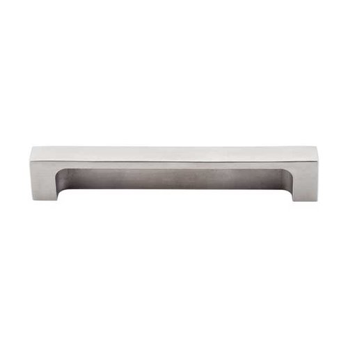 Top Knobs Sanctuary II 5 Inch Center to Center Stainless Steel Cabinet Pull TK276SS